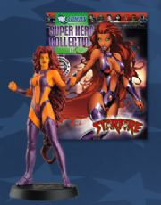 Eaglemoss DC Comics Super Hero Figurine Collection #017 Starfire